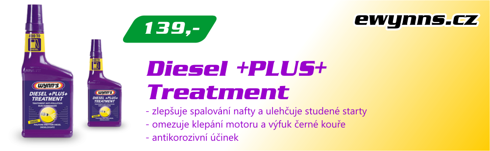 Wynn's Diesel +PLUS+ Treatment