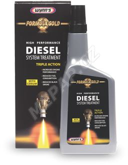 DIESEL SYSTEM TREATMENT 500 ml.