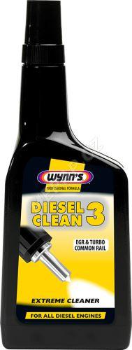 Wynns čistič palivového systému Diesel Extreme Cleaner 500 ml.