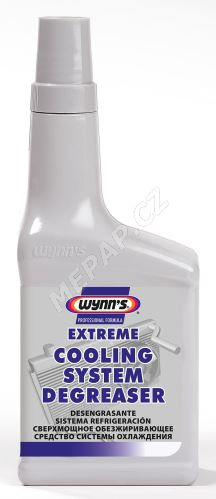 Extreme Cooling System Degreaser 325 ml.